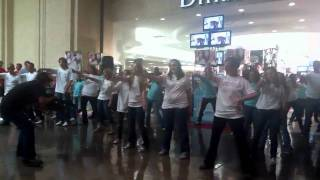 Dallas Estee Lauder Flashmob Thumbnail