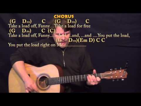The Weight (The Band) Strum Guitar Cover Lesson in G with Chords/Lyrics