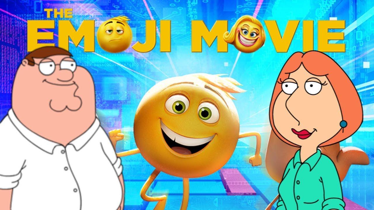family guy visits the emoji movie youtube
