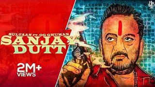 SANJAY DUTT - Sultaan ft. OG Ghuman (Official Audio) | New Punjabi Song | Punjabi Trap Music