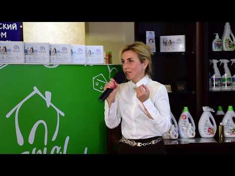 Зубная паста на Минероле, гигиена полости рта – Оксана Докашенко
