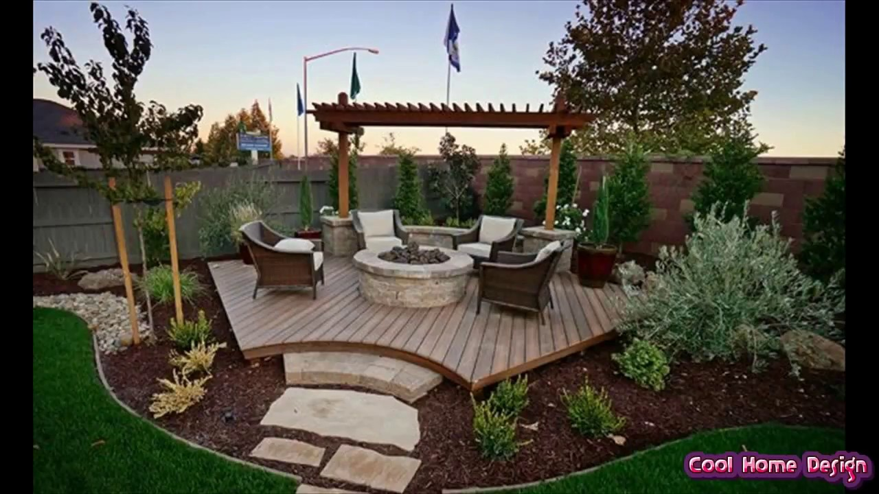 Backyard Corner Ideas Youtube