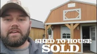 We SOLD The Tiny House Last Look Before It