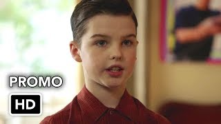 "Young Sheldon 3x06 Promo ""A Parasol and a Hell of an Arm"" (HD)"
