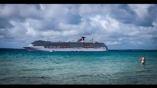 Carnival Spirit cruise holiday - 10 days in 10 minutes.