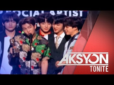 BTS, wagi sa 2018 Billboard Music Awards