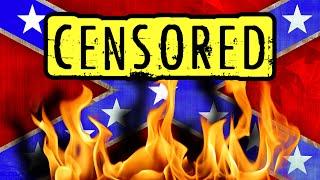 VIDEO GAME CENSORSHIP - Apple vs The Confederate Flag