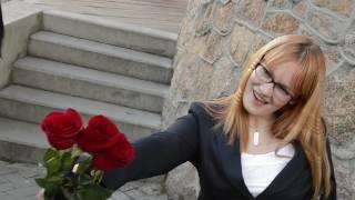 первая фан-встреча Ксении Слащевой