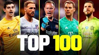 100 Best Goalkeeper Saves Of 2019\/2020 Season