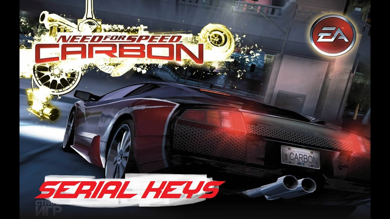 need for speed carbon product key crack Archives