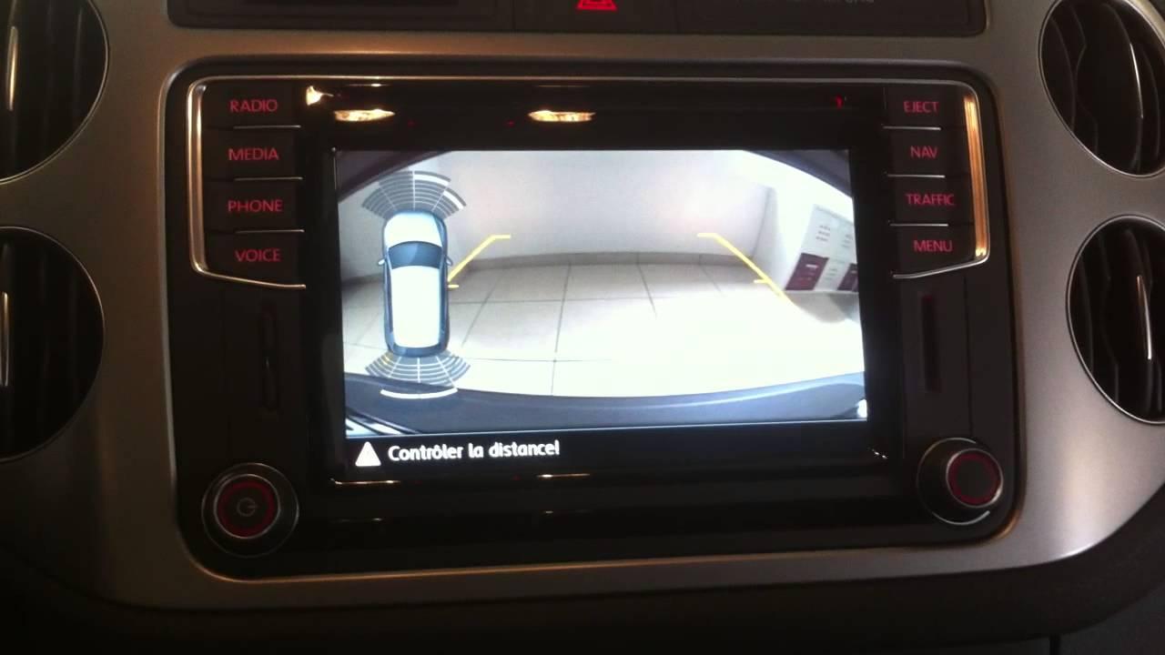 cam ra de recul volkswagen tiguan 2015 discover media. Black Bedroom Furniture Sets. Home Design Ideas