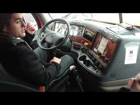 Illinois CDL Pre-Trip - In Cab