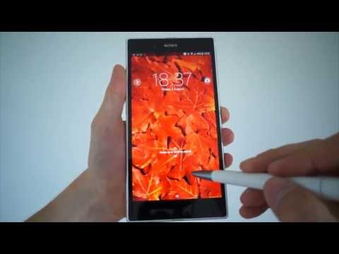 Sony Xperia Z Ultra - What makes it different?