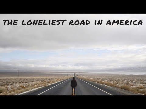 The Loneliest Road in America | Vanlife