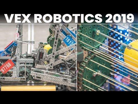 VEX Robotics 2019 In Nampa, Idaho
