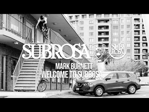 Mark Burnett - Welcome To Subrosa
