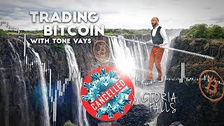 Trading Bitcoin - Nice Bounce Off $4,500, Will It Last