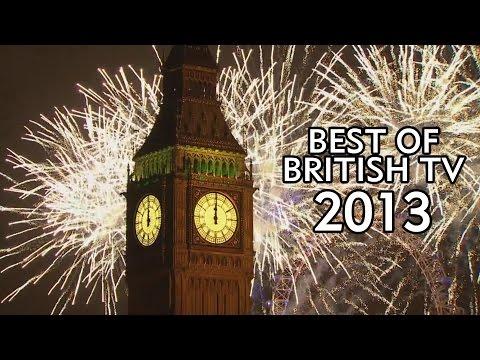 Best of 2013 British TV