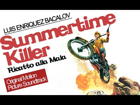 Kill Bill Vol. 2 - Motorcycle Circus (Summertime Killer) Luis Enriquez Bacalov (High Quality Audio) mp3