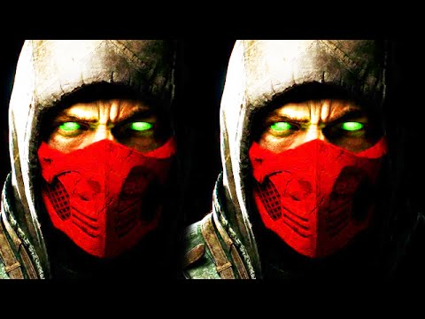 "THE RETURN TO MY FIRST MAIN IN MORTAL KOMBAT X - Mortal Kombat X ""Ermac Gameplay (MKXL)"