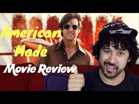 AMERICAN MADE - MOVIE REVIEW!!!