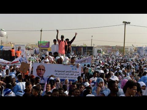 الموريتانيون يصوتون لاختيار رئيس جديد في أول استحقاق من نوعه منذ ستين عاما  - نشر قبل 43 دقيقة