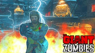 """BLACK OPS 3 ZOMBIES """"THE GIANT"""" CO-OP EASTER EGG GAMEPLAY WALKTHROUGH! (BO3 Zombies)"""