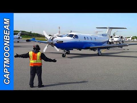 Cessna Citation Teterboro Takeoff High Density ATC, Pilot Vlog 74