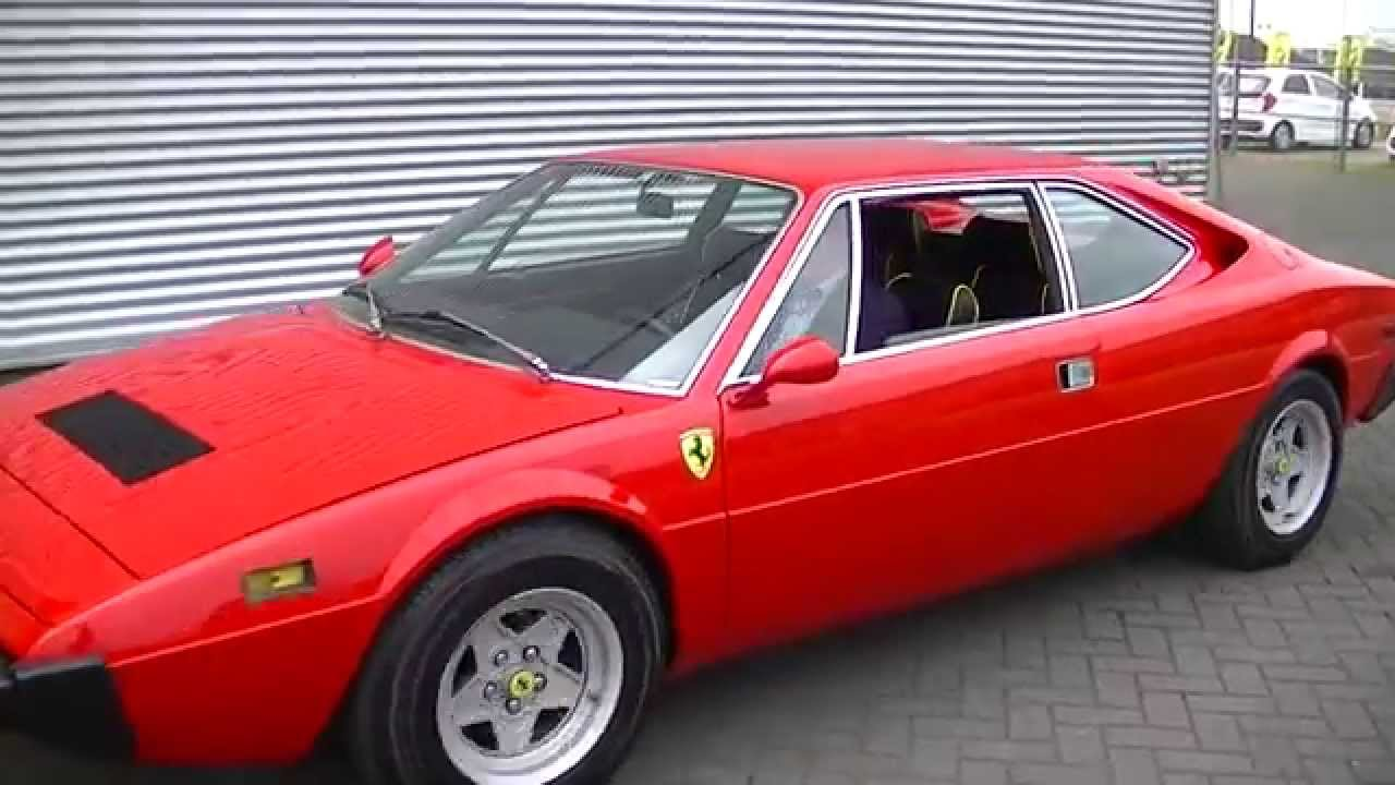ferrari dino 308 gt4 1975 in very good condition 62000. Black Bedroom Furniture Sets. Home Design Ideas