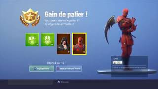 FORTNITE PAS OF COMBAT SAISON 8
