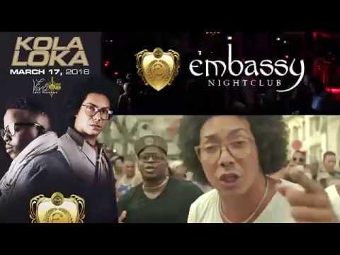Embassy Night Club Las Vegas Promo