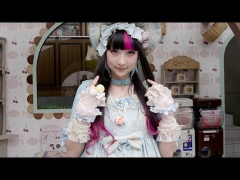 Harajuku & Lolita Fashion ∞ CULTURE CHIC  w/ Sonya Esman