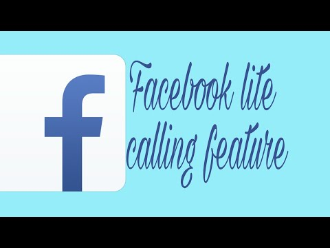 How to video call in fb lite