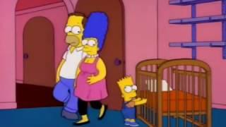 Bart n'arrive pas à dormir - Les Simpson QC
