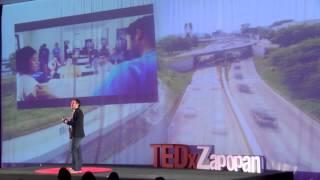 ¿Cómo vencer el miedo para hacer transformaciones imposibles? | José Medina Reynoso | TEDxZapopan