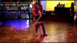 Kizomba com Cecília Pinedo e Ale Junior | I need you so - Jennifer Dias |