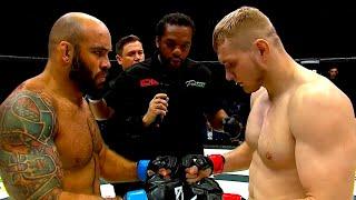 Bruno Santos (Brazil) vs Artem Frolov (Russia) | KNOCKOUT, MMA fight, HD