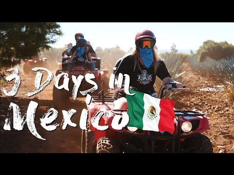 3 DAYS IN MEXICO | Travel VLOG