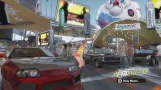 NFS Prostreet Ep 18 - Drift King Intro  - Ebisu