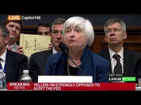 What Does The Federal Reserve Fear?  -  Ƀitcoin