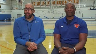 Unfiltered Knicks: 5 With Fiz - March Madness With Keith Smart   New York Knicks   MSG Networks