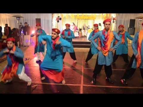Best Mehndi Dance 2013 - DK Bose