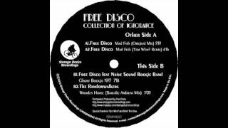 Free Disco feat Naive Sound Boogie Band - Ghost Boogie 1977