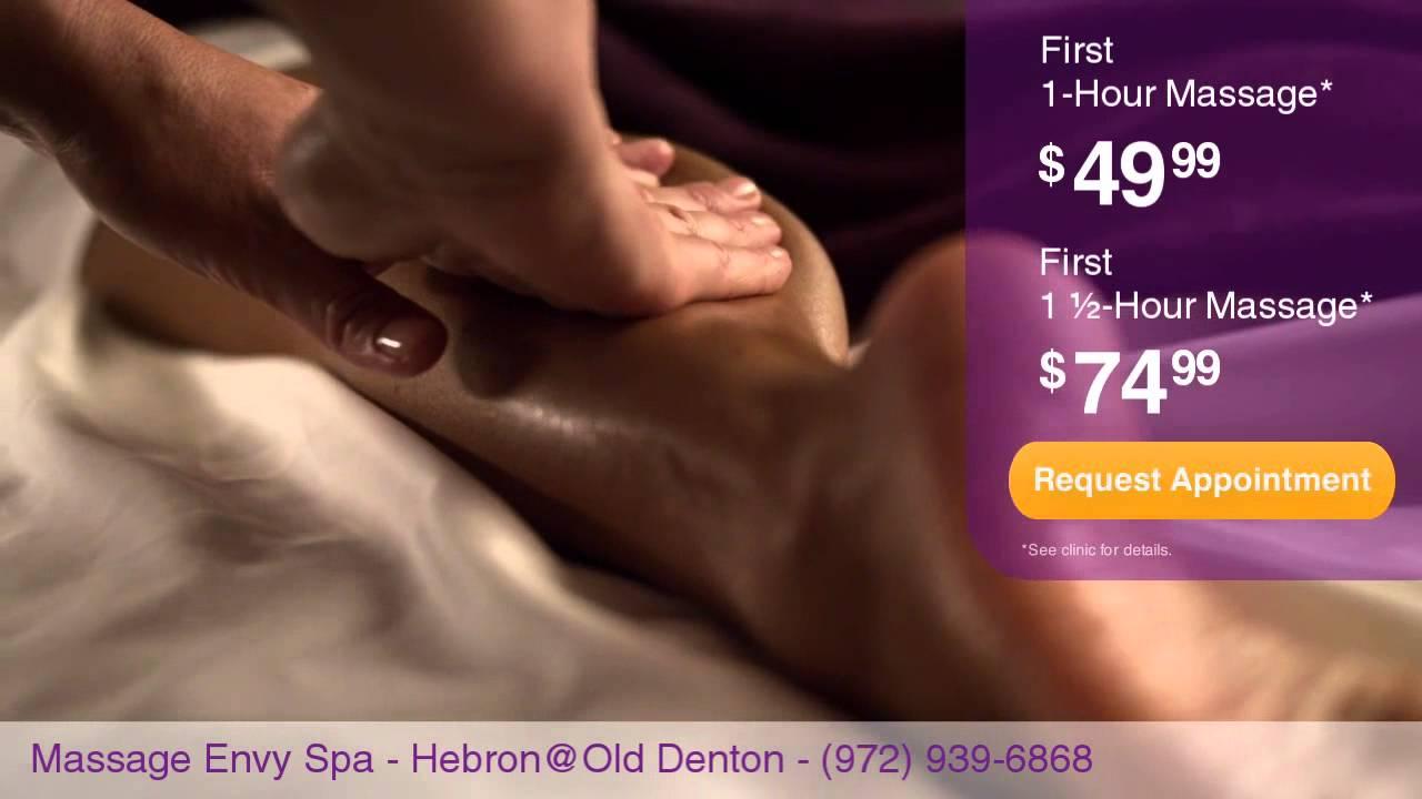 Massage Envy Spa - Hebron@Old Denton National Branding - YouTube