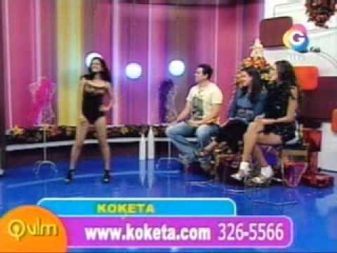Programa de TV QUE VIVAN LAS MUJERES - 07.12. 2010