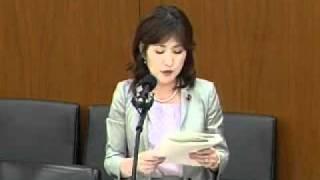 野田大臣滅多斬り!7.12衆院財政金融委員会稲田議員:自民 thumbnail
