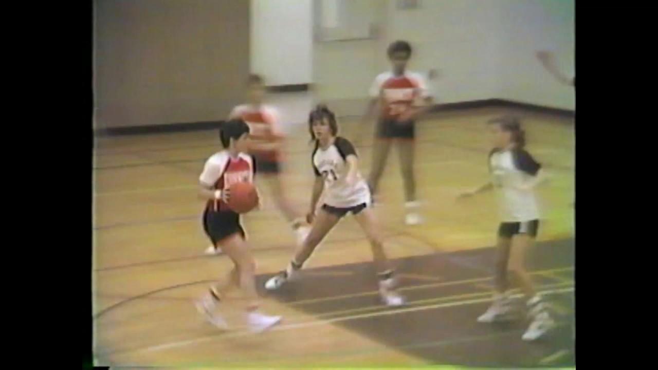 NCCS - Plattsburgh JV Girls  2-5-87