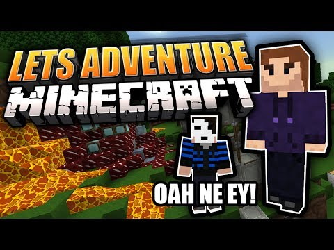 Monsterschlachten Deluxe!  [1/2] | Lets Adventure YOUR Minecraft