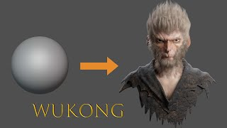 Wukong Modeling - Blender 2.9