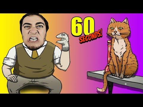 60 SECONDS - En Bencil İnsan TED